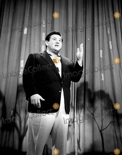 Buddy Hackett Photo - Buddy Hackett Photo ByGlobe Photos Inc Snl