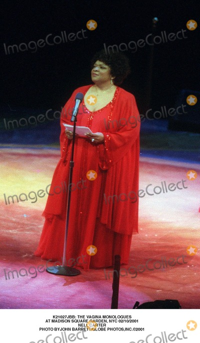 Nell Carter Photo -  the Vagina Monologues at Madison Square Garden NYC 02102001 Nell Carter Photo Byjohn BarrettGlobe Photosinc