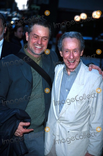 Arthur Penn Photo - 1502 the Private Screening of the Film Triumph of Love Co-hosted by Jonathan Demme at Sweetlands in NYC Jonathan Demme with Arthur Penn Photo by Rick MacklerrangefinderGlobe Photos Inc