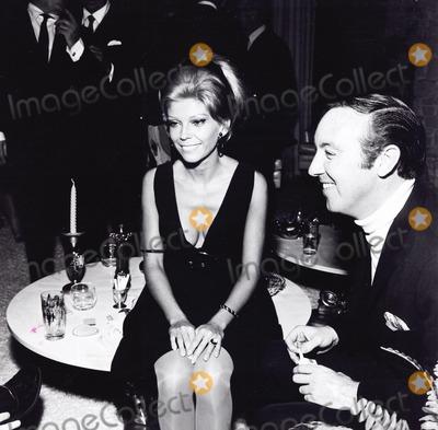 Jackie Gleason Photo - Nancy Sinatra with Jack Haley Jrat Jackie Gleason Party 1968 B975-6b Supplied by Globe Photos Inc
