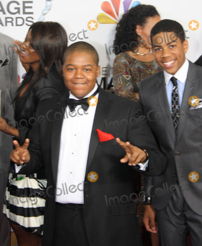Christopher Massey Photo - Kyle Massey and Christopher Massey arrive at the 44th NAACP Image Awards