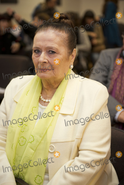 Alicia Alonso Photo - SEVILLE SPAIN November 4 Matilde CorRal arrival at the presentation of the book -Alicia Alonso or eternity of Giselle- of the writer Giselle Mayda Bustamante in the theater La Maestranza in Seville Spain