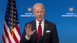Photos From Biden Remarks on ton his plan to administer COVID-19 vaccines to the U.S. population