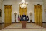 Photos From Biden Remarks Addressing Global Transportation Supply Chain Bottlenecks