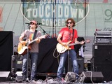 Photo - The Lost TRailers at the Budweiser Downtown Touchdown Festival - Day 2