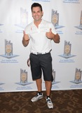 Adrian RMante Photo - 31 May 2014 - Pasadena California - Adrian RMante Arrivals for the 42nd annual Los Angeles Police Memorial Foundation Celebrity Golf Tournament hosted by Dennis Quaid held at the Brookside Golf Club in Pasadena Ca Photo Credit Birdie ThompsonAdMedia