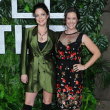 Kimberly Williams Photo - 03 March 2019 - New York New York - Kimberly Williams-Paisley and Ashley Williams The World Premiere of Triple Frontier at Jazz at Lincoln Center Photo Credit LJ FotosAdMedia