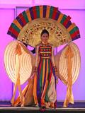 Photo - 18 November 2017 - Las Vegas NV -  Miss Vietnam Loan Nguyen  66th Miss Universe Pageant National Costume Show at Planet Hollywood resort Hotel and Casino Photo Credit MJTAdMedia