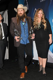 Photo - 51st Annual CMA Awards - Press Room