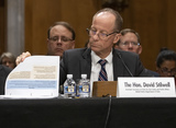 Photos From US Senate Hearing on