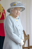 Photos From Trooping the Colour at Windsor Castle 12th June 2021