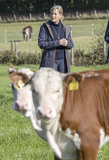 Photos From Sophie Countess of Wessex visit to Coverwood Farm in Surrey