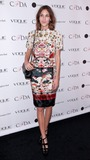 Photos From Alexa Chung Attends 2nd Annual Capsule Collection For Vogue Eyewear Launch