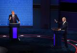 Photo - President Trump and Joe Biden Meet in First Presidential Debate
