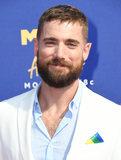 Photo - 15 June 2019 - Santa Monica California - Dustin Milligan 2019 MTC Movie and TV Awards held at Barker Hangar Photo Credit Birdie ThompsonAdMedia