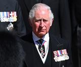 Photo - Duke of Edinburgh Funeral at St Georges Chapel in Windsor Castle