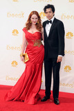 Photo - 66th Annual Primetime Emmy Awards - Arrivals