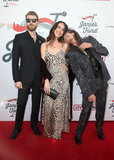 Chelsea Tyler Photo - LOS ANGELES CA - JANUARY 28 Jon Foster Chelsea Tyler Steven Tyler at Steven Tyler and Live Nation presents Inaugural Janies Fund Gala  GRAMMY Viewing Party at Red Studios in Los Angeles California on January 28 2018 Credit Faye SadouMediaPunch
