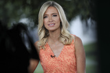 Photos From Kayleigh McEnany speaks at the White House