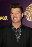 Photo - 13 December 2018 - West Hollywood California - Robin Thicke Foxs The Masked Singer Premiere Karaoke Event held at The Peppermint Club Photo Credit Faye SadouAdMedia