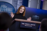 Photo - Daily press briefing by White House Press Secretery Jen Psaki