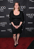 Angela Ruggerio Photo - 27 January 2017 - Los Angeles California - Angela Ruggerio The NHL 100 Gala held at TheMicrosoft Theater Photo Credit Birdie ThompsonAdMedia