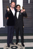 Asif Kapadia Photo - 28 February 2016 - Beverly Hills California - Asif Kapadia James Gay-Rees 2016 Vanity Fair Oscar Party hosted by Graydon Carter following the 88th Academy Awards held at the Wallis Annenberg Center for the Performing Arts Photo Credit Byron PurvisAdMedia