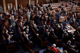 Photo - Joint Session of Congress to Count Electoral College Votes