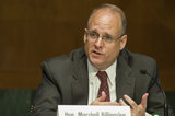 Photos From Senate Foreign Relations Committee Nomination hearing Marshall Billingslea