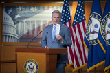 Photo - McCarthy Weekly Press Conference