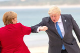 Photos From Political Leaders During The G7 Summit