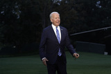 Photos From Joe Biden returns from Michigan - Washington