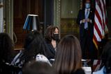 Photo - Vice President Kamala Harris Meeting on Reproductive Rights