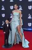 Alejandra Espinoza Photo - 14 November 2019 - Las Vegas NV - Alejandra Espinoza 2019 Latin Grammy Awards Red Carpet Arrivals at MGM Grand Garden Arena Photo Credit MJTAdMedia