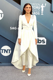 Photo - 19 January 2020 - Los Angeles California - Millie Bobby Brown 26th Annual Screen Actors Guild Awards held at The Shrine Auditorium Photo Credit AdMedia