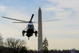 Photos From Marine One lands on the South Lawn of the White House before U.S. President Joe Biden and first lady Jill Biden depart the White House in Washington