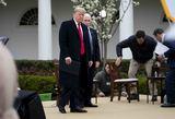 Photo - Donald Trump Participates in a Fox News Virtual Town Hall