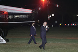 Photo - Joe Biden returns from Oklahoma - Washington