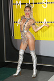 Miley Cyrus Photos - 30 August 2015 - Los Angeles California - Miley Cyrus 2015 MTV Video Music Awards - Arrivals held at Microsoft Theater Photo Credit AdMedia