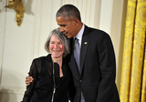 Photo - ARCHIVE Barack Obama Presents National Medal of Arts and National Humanities Medals