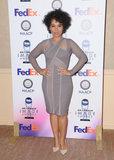 Photo - 16 December  2017 - Beverly Hills California - Amirah Vann  The 49th NNACP Image Awards Nominees Luncheon held at The Beverly Hilton Hotel in Beverly Hills Photo Credit Birdie ThompsonAdMedia