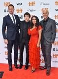 Photo - The Hummingbird Project Premiere - 2018 Toronto International Film Festival