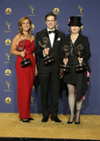 Amy Sherman Photo - 17 September 2018 - Los Angles California - Sheila Lawrence Daniel Palladino and Amy Sherman-Palladino 70th Primetime Emmy Awards held at Microsoft Theater LA LIVE Photo Credit Faye SadouAdMedia