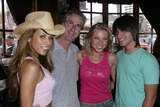 Photo - Two Chicks and a Bunny at the Saddle Ranch