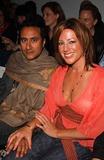 Ashwin Sood Photo - Ashwin Sood and Sarah Mclachlanat Mercedes-Benz Fall 2006 LA Fashion Week Day 4 Smashbox Culver City CA 03-22-06
