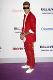 Photo - Justin Bieberat the Justin Biebers Believe Premiere Regal Cinemas Los Angeles CA 12-18-13