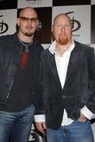 Carl Bell Photo - Jeff Abercrombie and Carl Bell of Fuel at the Pre-Grammy Rock  Roll Carnival in The Avalon Hollywood CA 02-07-04