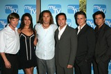 Al Bandiero Photo - Nate Haden Michelle Belegrin Zack Silva Al Bandiero Chris DeRose and Joe Tabbat the MyNetworkTV TCA Presentation featuring the shows Desire and Fashion House The Ritz Carlton Pasadena CA 07-20-06