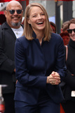 Photos From Jodie Foster honored with Star on the Hollywood Walk of Fame