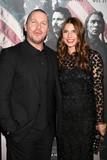 Photo - Christian Bale Sibi Blazic Baleat the Hostiles Premiere Samuel Goldwyn Theater Beverly Hills CA 12-14-17